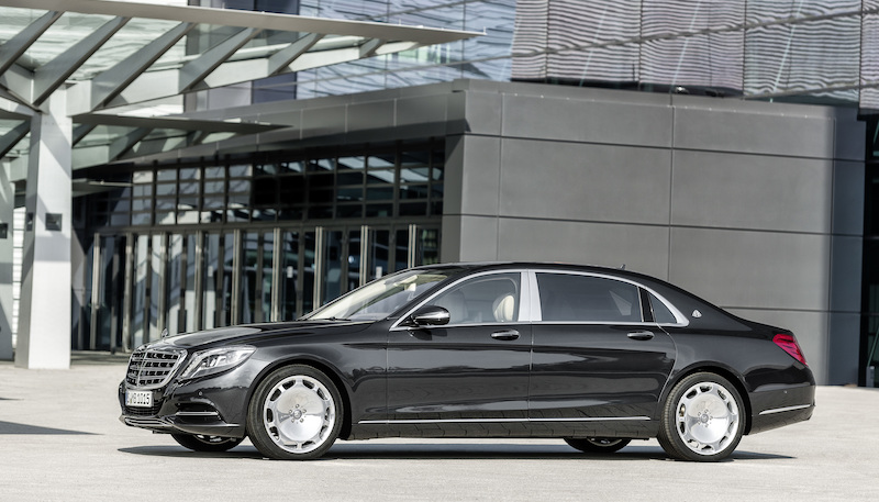 Mercedes Maybach 4